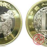 2015年生肖纪念币你有吗