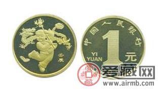 2012年龙年流通纪念币涨幅惊人