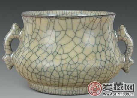 哥窑瓷器图片