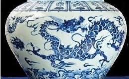 元青花瓷器的历史介绍