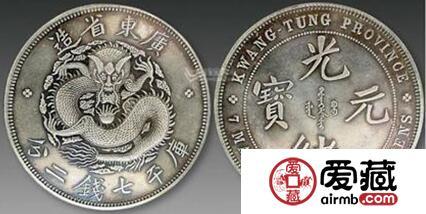 光绪铜币历史介绍