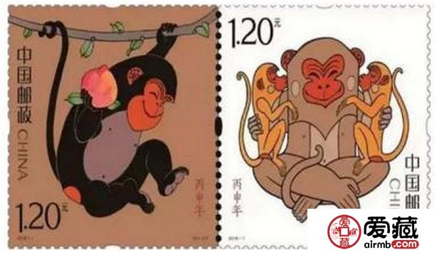 丙申年特种邮票有强大支撑倍有价值