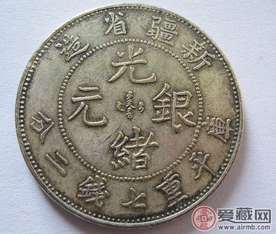 大清光绪银币价格