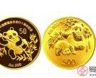 熊猫金币的发展过程