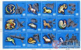 十二生肖邮票值多少钱