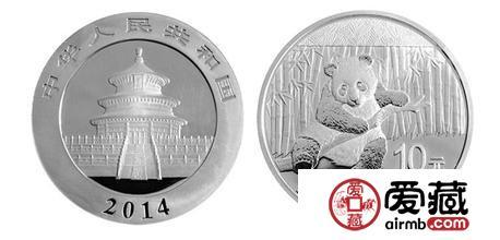 熊猫1盎司银币投资有优势