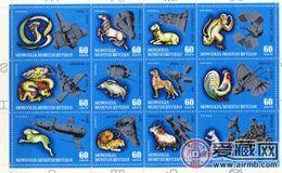 十二生肖整版邮票值不值得收藏