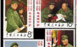 文革邮票大全市场价格屡创新高