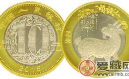 二轮生肖羊流通纪念币值得收藏