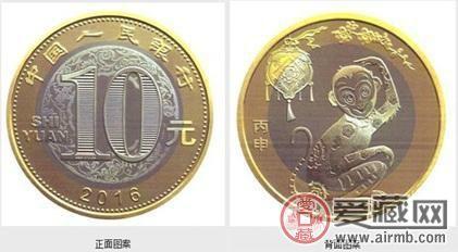 猴年紀念幣價格