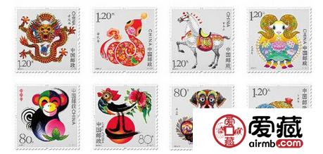 生肖邮票大全套收藏极难