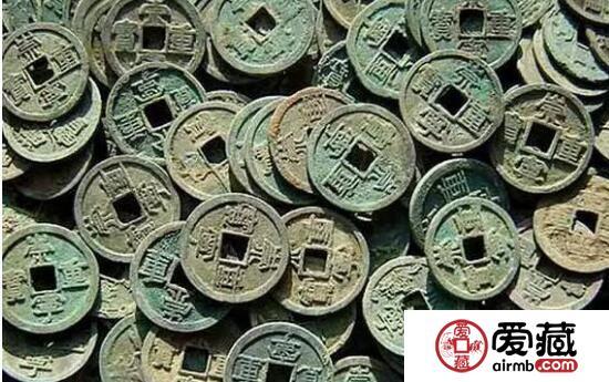 宋朝铜钱币大全数量多品种丰富收藏价值大