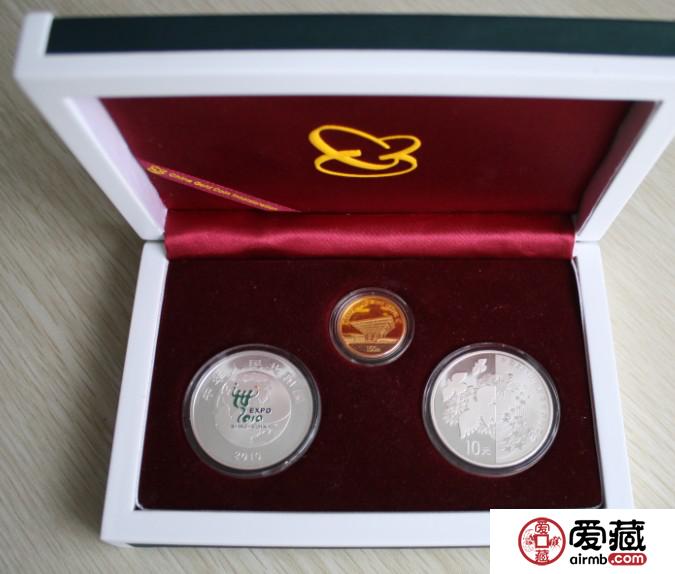 上海世博会激情乱伦的收藏价值有叁个