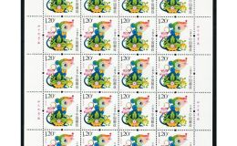 第三轮生肖邮票大版价格的发展趋势