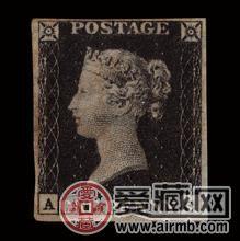 黑便士邮票最新价格