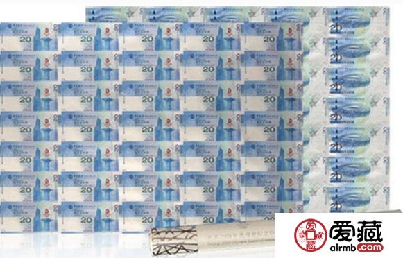 不要低估香港奥运连体钞