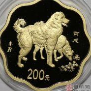 2006年生肖狗年1公斤银币真的值钱么