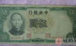 民国发行的纸币值得激情小说吗