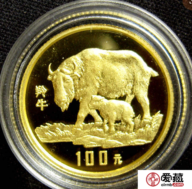 羚牛金币(14oz)鉴赏与收藏
