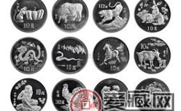 十二生肖银币一套多少钱呢