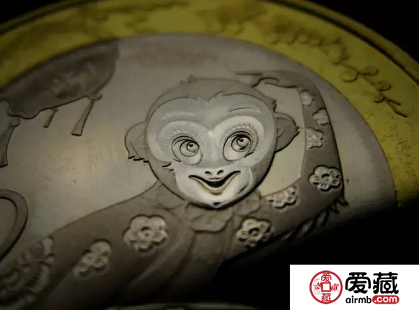 猴年纪念币鉴别方法