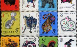 十二生肖邮票价格不可估量
