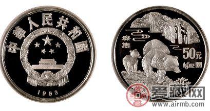 浅析5盎司棕熊银币