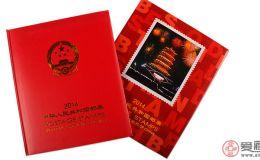 2014年邮票年册价格稳步上升