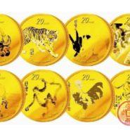 浅谈十二生肖彩银币收藏价值