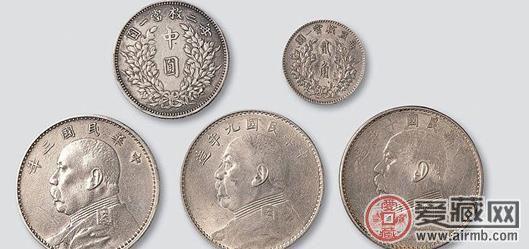 经典钱币收藏,袁世凯银元价格