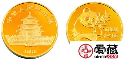 1982版1盎司熊猫纪念激情乱伦