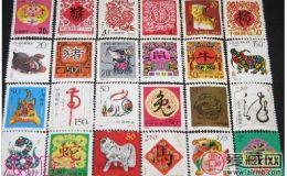 市场价值高速增幅的第二轮十二生肖邮票