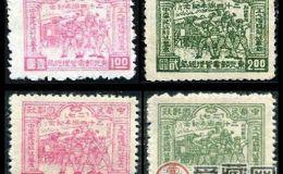 """J.DB-34 """"二七""""二十四周年纪念邮票"""