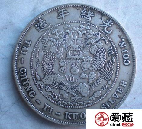 龙银元是现代比较受欢迎的藏品