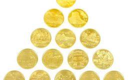 艺术瑰宝——文化遗产纪念币