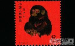 拥有超高收藏价值的猴年邮票