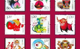 三轮生肖大版邮票价格火热上涨
