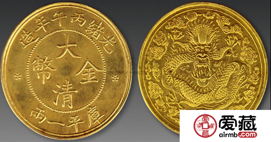 光绪年造金币库金币的行情和收藏建议