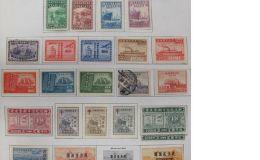 历史的记载者——民国邮票