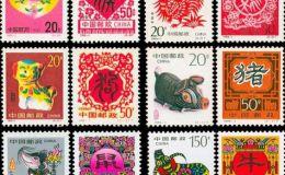 生肖邮票最新价格受到了投资者的关注