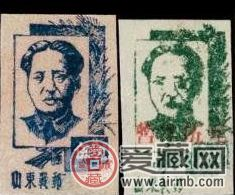 毛主席纪念邮票持续升值
