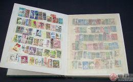 外國郵票—異域風情依舊美