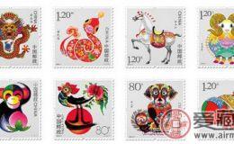 生肖郵票收藏分析