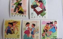 T14新中国儿童邮票发展空间大