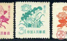 花卉邮票题材的价值分析