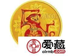 2004年猴年金币升值空间高