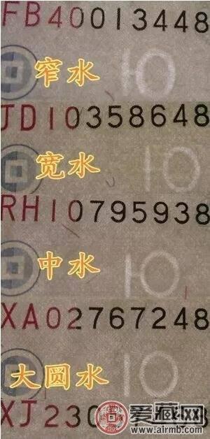 9910纸币到底有多复杂呢?第五套人民币99版10元研究9910