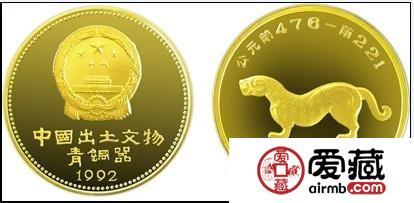出土文物金币的市场价值分析