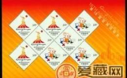 2009-13《第16届亚洲运动会》小版张收藏分析