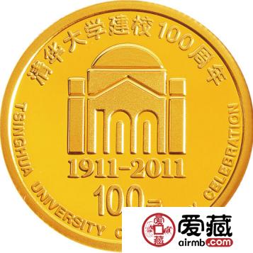 清华百年金币行情分析